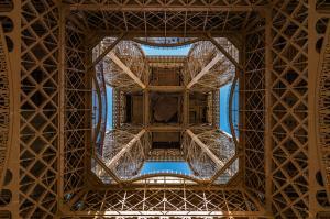 Architectuur - Eiffeltoren Parijs