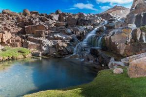Natuur - Waterval Marokko