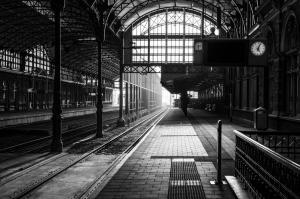 Stad - Den Haag HS spoor 1