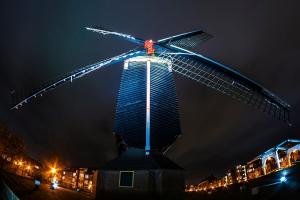Stad - Molen de Put, Leiden