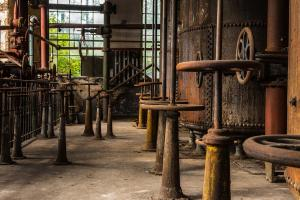 Urbex - Boilerroom 2, UsineS