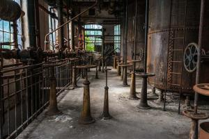 Urbex - Boilerroom, UsineS