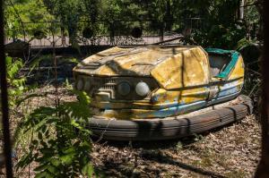 Urbex - Botsauto, Chernobyl