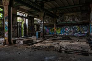 Urbex - Hole in one, Cheratte