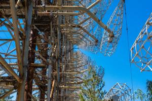 Urbex - Russian Woodpecker