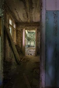 Urbex - Verlaten school, Chernobyl