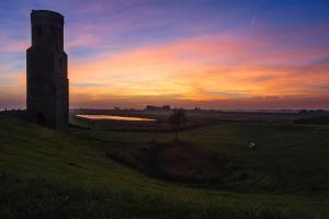Landschappen - Plompe toren Zeeland
