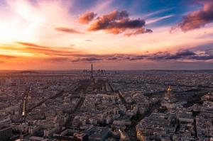 Stad - City of Magic, Parijs
