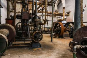 Urbex - Machinekamer, UsineS