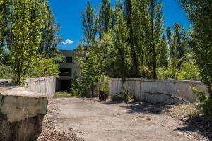 Urbex - Nature reclaims, Chernobyl