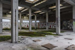 Urbex - Pillars