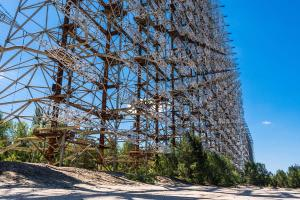Urbex - Russion Woodpecker 2, Chernobyl